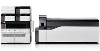 Imagen: El sistema de cromatografía líquida-espectrometría de masas de triple cuadropolo, LCMS-8050 (Fotografía cortesía de Shimadzu).