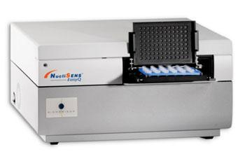 Imagen: La plataforma de amplificación basada en las secuencias de ácidos nucleicos en tiempo real  NucliSENS Easy Q (Fotografía cortesía de BioMérieux).