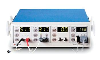 Imagen: El sistema de Monitor de Perfusión Láser Doppler, PeriFlux (Fotografía cortesía de Perimed).