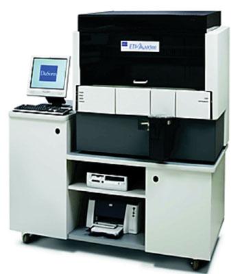 Imagen: El analizador de inmunoquímica automatizado EtiMax 3000 (Fotografía cortesía de DiaSorin).